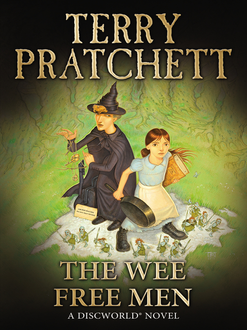 The Wee Free Men (eBook): Discworld: Young Adult Series, Book 2